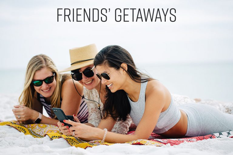 Friends' Getaways, Group Getaway