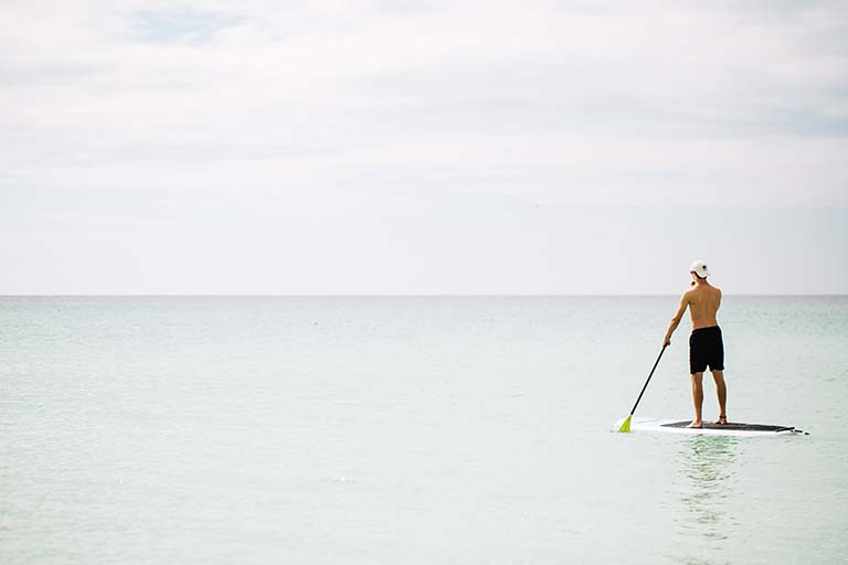 Paddleboarding, Adventure Seekers