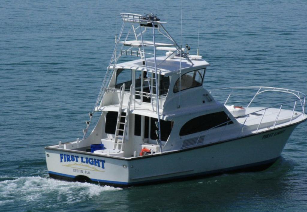 Go Fish! Destin Fishing Charters