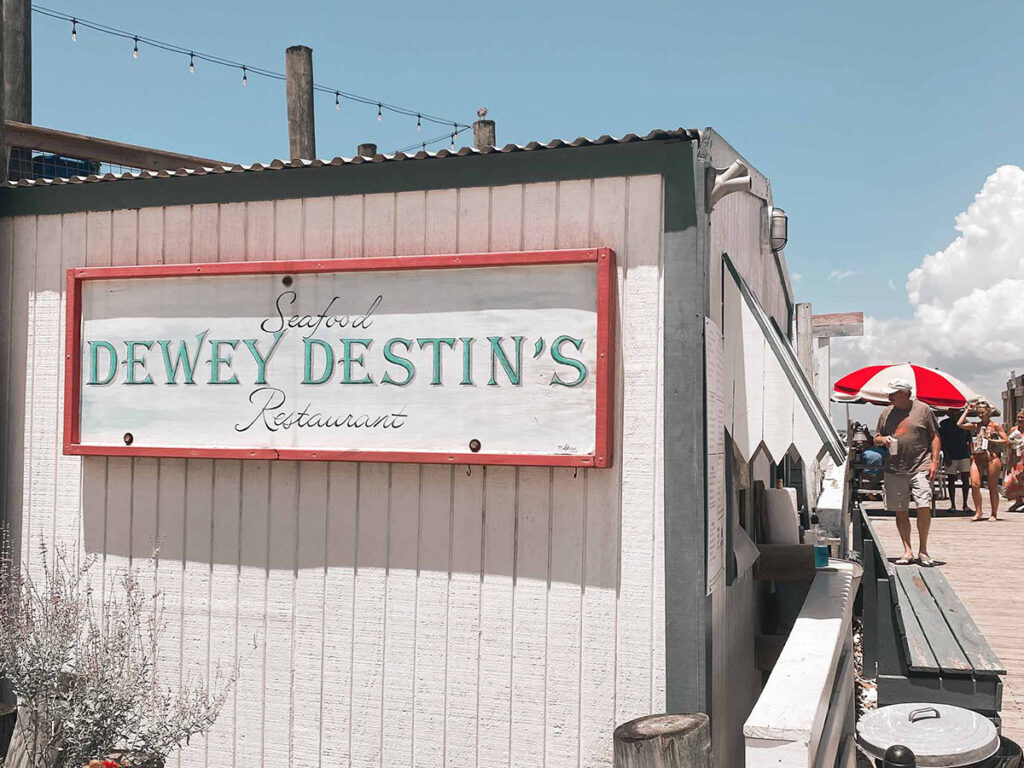 Restaurants & Activities in Destin, FL